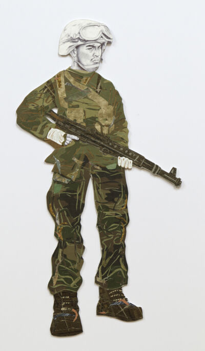 Craig Norton, 'Soldier 2', 2011