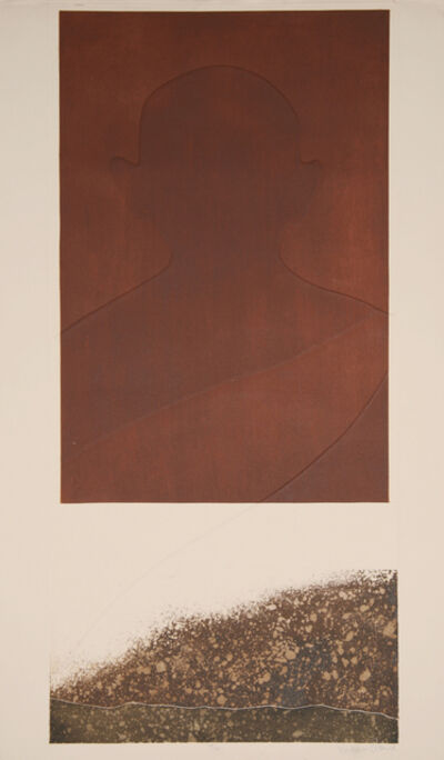 Liliana Porter, 'Gandhi III', Circa 1995