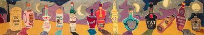 Angelo Savelli, 'Liquor bottles', 1945/'50