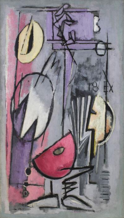 Norman W. Lewis, 'Composition (Cosmopolitan)', 1946
