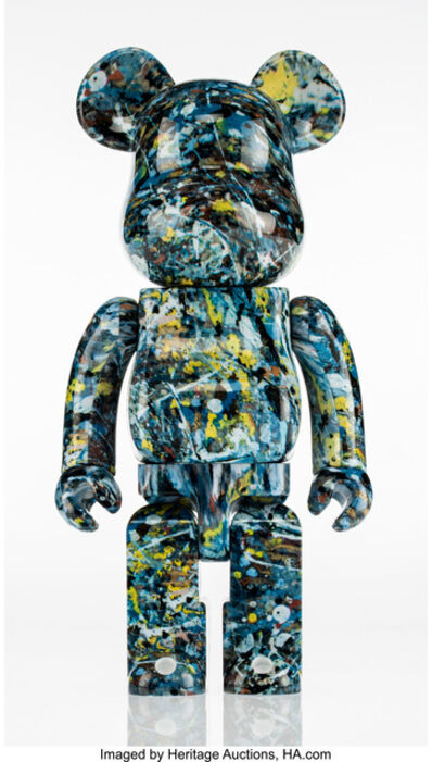 BE@RBRICK X Jackson Pollock Studio, 'Jackson Pollock 400%', 2016