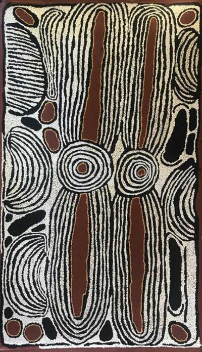 Ningura Napurrula, 'Untitled - Wirrulunga', 2006