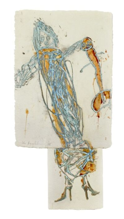 Ida Applebroog, 'Prada Progeny', 2005