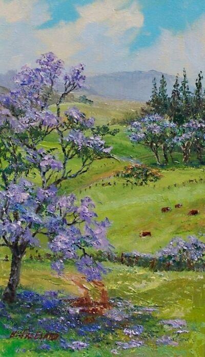 Betty Hay Freeland, 'Hawaii Springtime', 2018