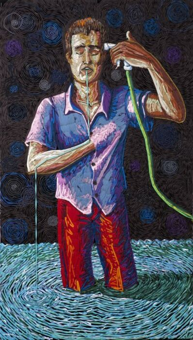 Federico Uribe, 'Brain Wash', 2008