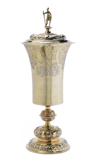 Unknown, 'Bismarck Cup', North German-ca 1580