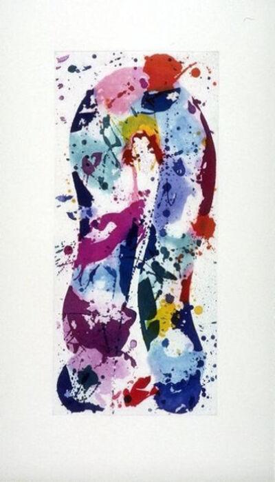 Sam Francis, 'Untitled, SFE-016', 1984
