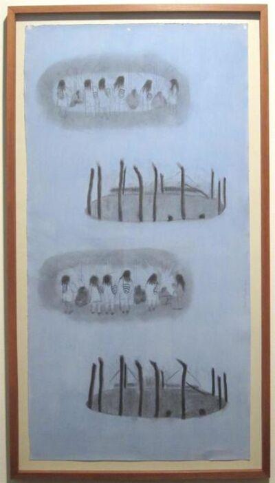 Beatriz González, 'Historias Wiwa', 2015