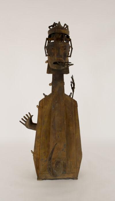 Daniel Spoerri, 'Mort au sarcophage', 2010
