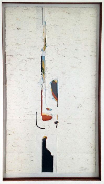 Nelson Ramos, 'Vertical en rojo', 2004