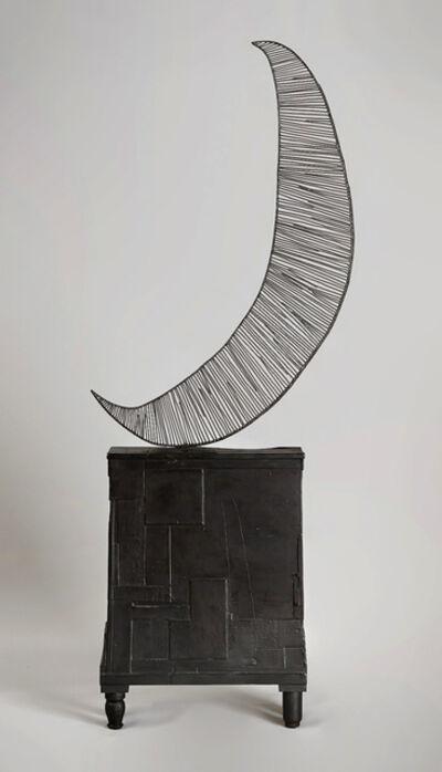 Glenn Murray, 'New Moon over Town', 2013