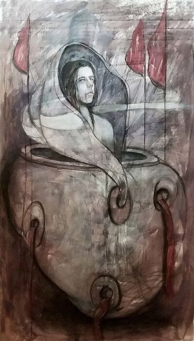 Mojgan Habibi, 'Untitled', 2017