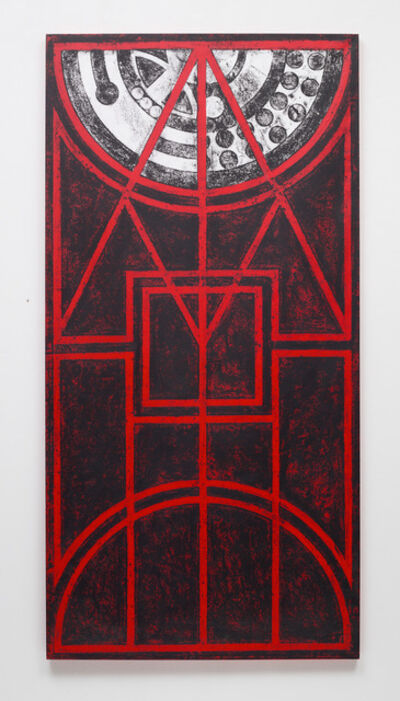 Matt Mullican, 'Untitled (Subjective)', 1989