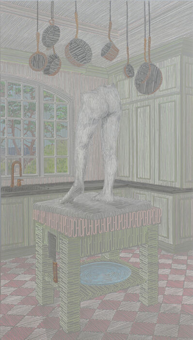 Thomas Broomé, 'Heels over head', 2020