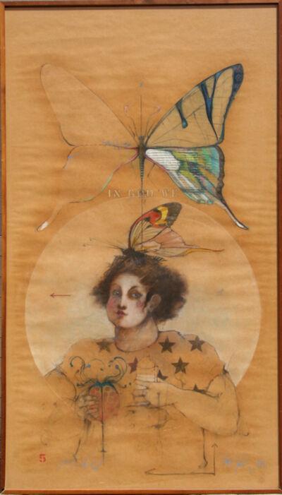Ramon Santiago, 'Butterfly', 1979