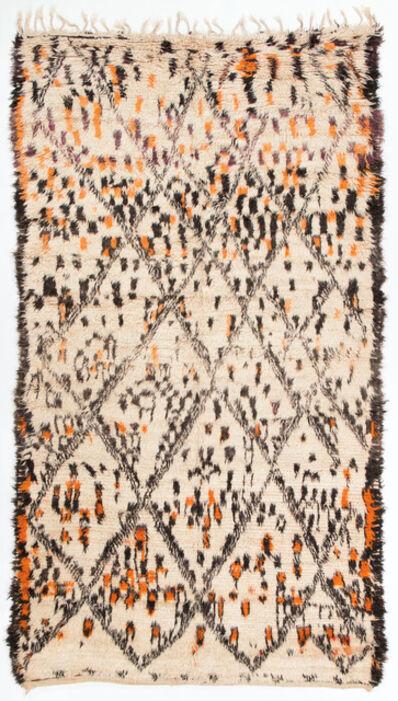 Joseph Carini, 'Vintage Moroccan Rug'