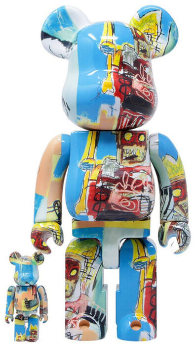 Jean-Michel Basquiat, 'Jean-Michel Basquiat Bearbrick 400% (Basquiat Be@rbrick)', 2020