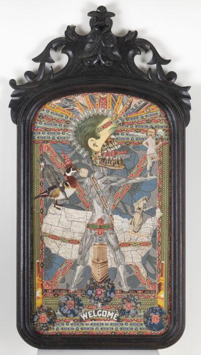 Felipe Jesus Consalvos, 'The Marauders Are Coming', c. 1920-50