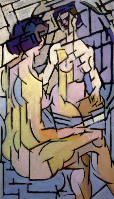 Ilya Bolotowsky, 'Nude Study (IB 52)', 1954