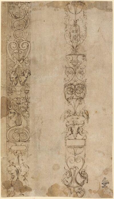 Pinturicchio (Bernardino Di Betto), 'Grotteschi'