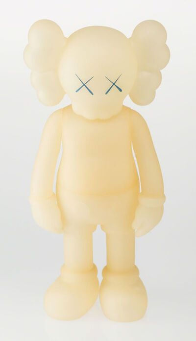 KAWS, '5 Years Later (5YL) Companion Glow In The Dark Blue', 2004
