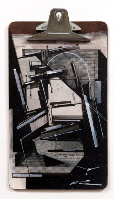 Augustine Kofie, 'Quill/Study at Dawn No. 04', 2019