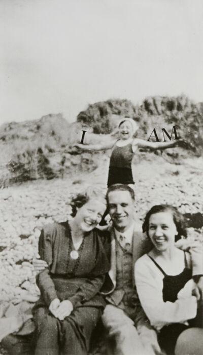 Annette Lemieux, 'I Am', 1989