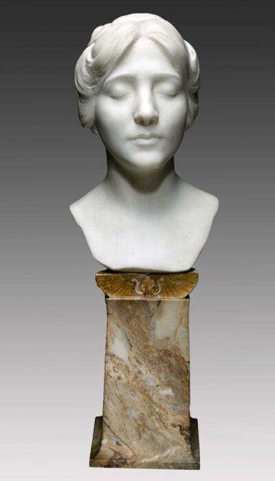 Daniel Chester French, 'Portrait of Evelyn Beatrice Longman', 1904
