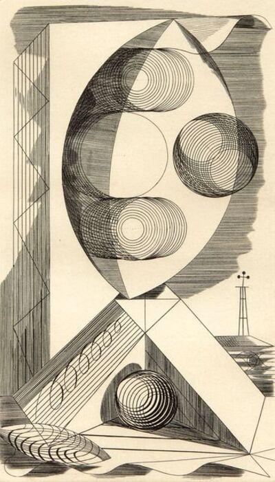 Edward Bawden, 'Composition', 1937