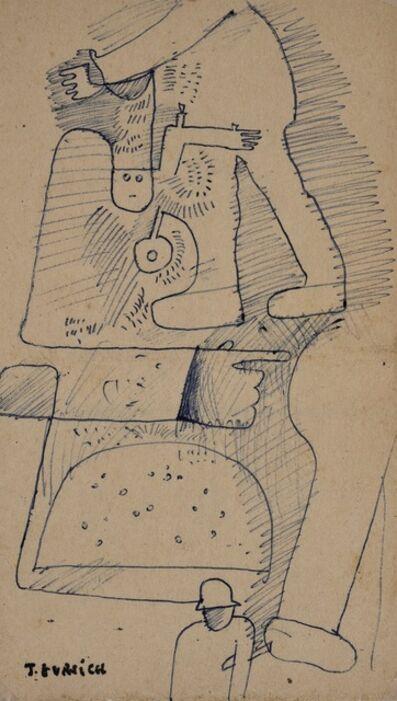 José Gurvich, 'Composición', ca. 1964