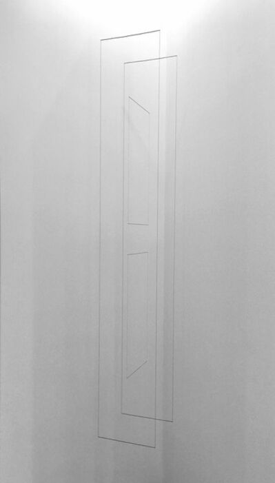 Jong Oh, 'Line Sculpture(column) #9', 2020