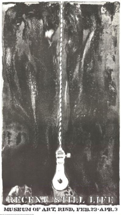Jasper Johns, 'Recent Still Life', 1965