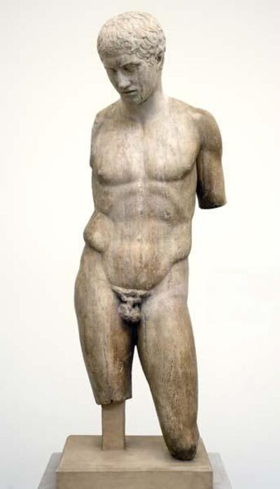 Unknown Artist, 'Male Nude', ca. 100 BCE -100 CE