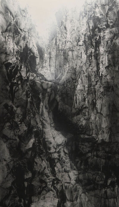 Hiroshi Senju, 'Cliff', 2013