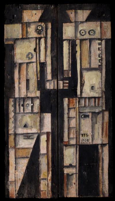 José Gurvich, 'Couple', 1960
