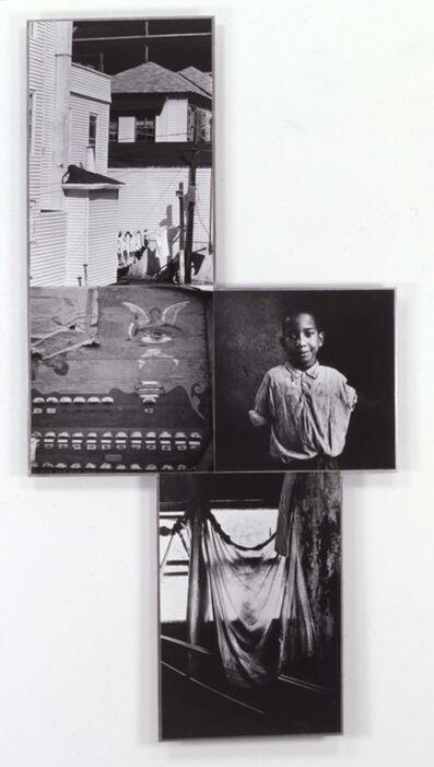 Robert Rauschenberg, 'Photem Series I #12', 1981