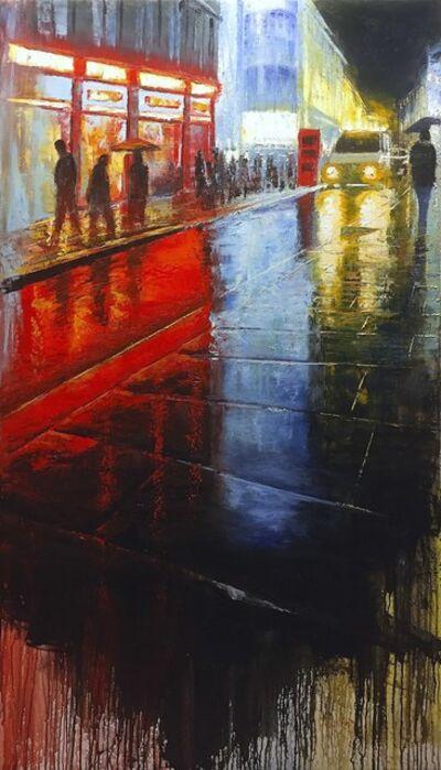 Davide Frisoni, 'City lights', 2017
