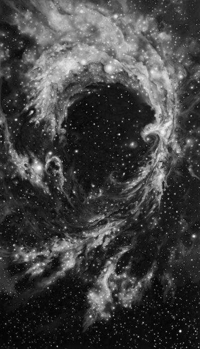 Robert Longo, 'Untitled (Rosette Nebula)', 2014