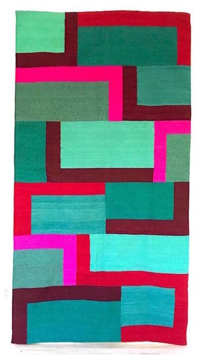 Martha Clippinger, 'tapete', 2017