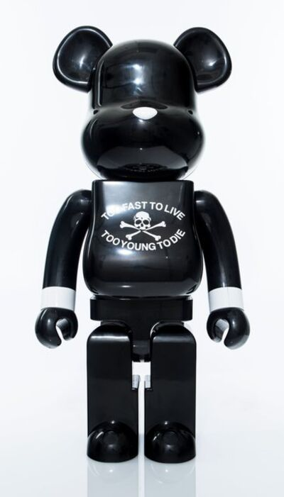 BE@RBRICK X mastermind JAPAN, 'Too Fast to Live, Too Young to Die 1000%', 2013