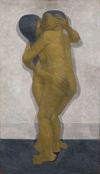 Norman Gilbert, 'Embrace', 1956
