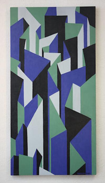 David Rudolph, 'Iris', 2011