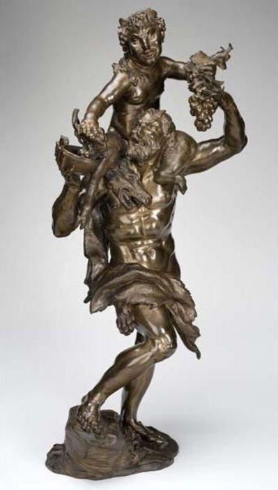 Giuseppe Piamontini, 'Faun and Satyr', 1664-1713
