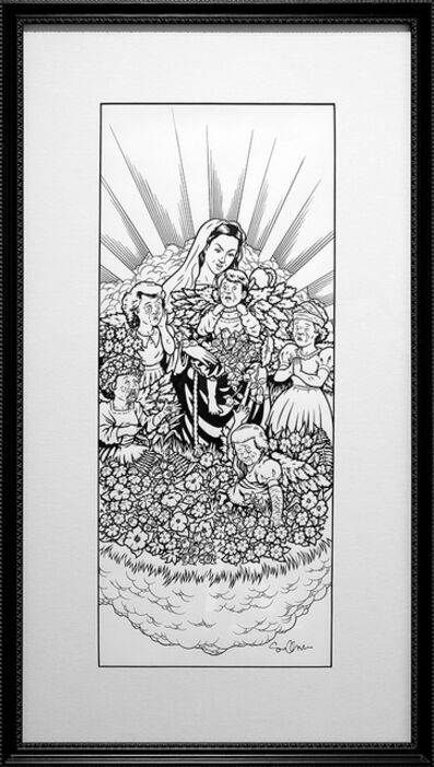 Sean Cliver, 'Blessed Mary', 2005