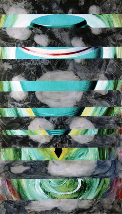 Melissa Rubin, 'Rumination (Spinning)', 2019