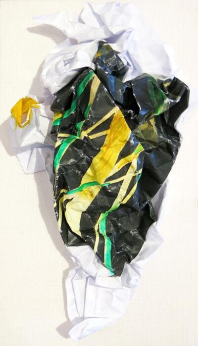 Osvaldo Romberg, 'Lost Suprematism #5', 2014