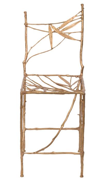 Claude Lalanne, 'Chaise feuilles bambou (petit)', 2008-2009