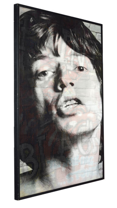 Patrick Rubinstein, 'Paint It Black, The Rolling Stones'