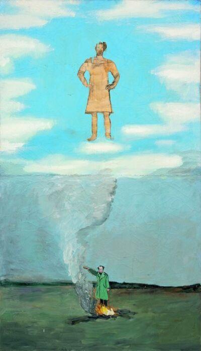 Anselm Kiefer, 'Heroisches Sinnbild', 1969-170