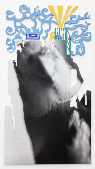 Keti Kapanadze, 'Papageien im Fenster', 2020